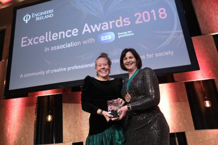 Galway Daily news Galway Engineers thrive at Engineers Ireland Excellence Awards