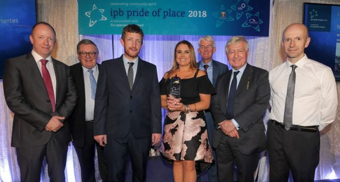 Galway Daily news Inis Meain takes home prize at Pride of Place awards