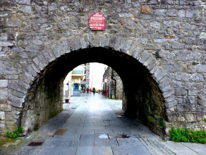 Galway Daily news More bins needed at the Spanish Arch to combat littering