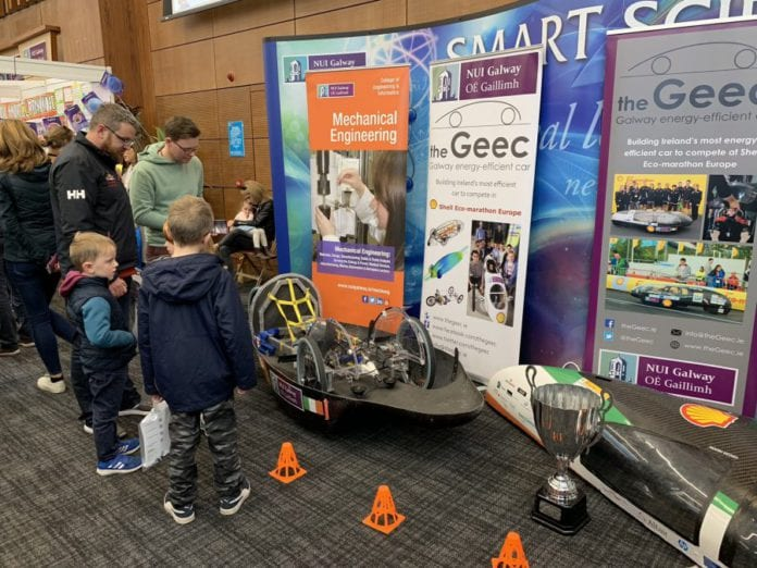 Galway Daily news Galway science and technology exhibition