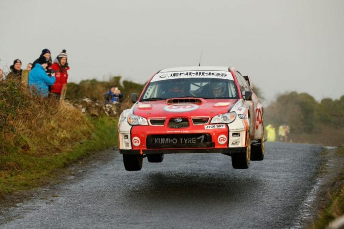 Galway Daily sports Galway International rally to mark its return next February
