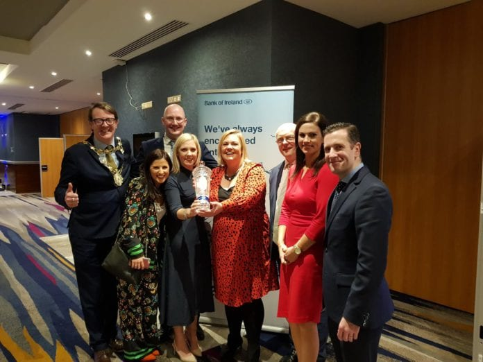 Galway Daily news Galway named best city at national enterprise town awards