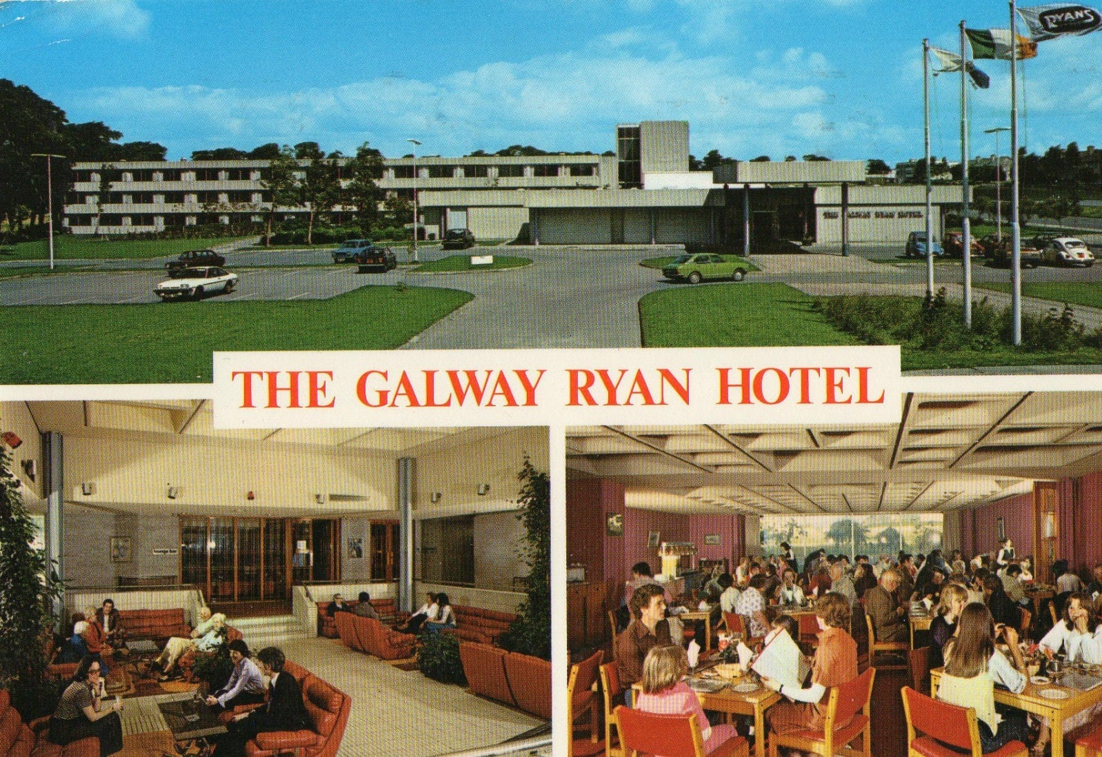 connacht hotel galway daily