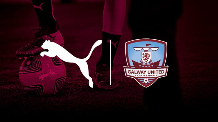 Galway daily sports Galway United partners with Puma