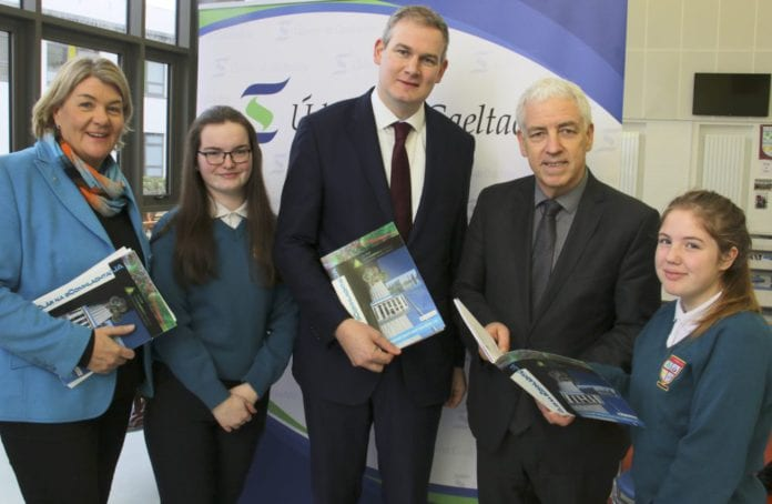 Galway Daily news Gaeltacht students taking part in entrepreneurship competition