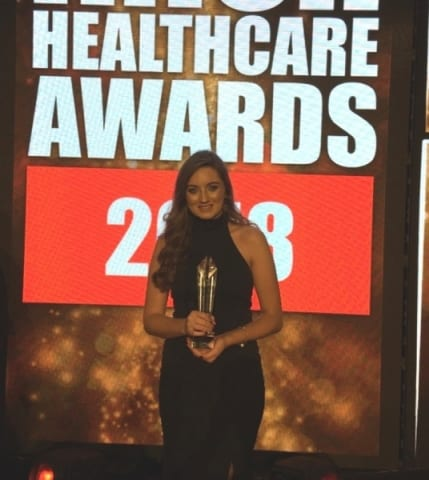 Galway Daily GMIT students wins national and international medical awards