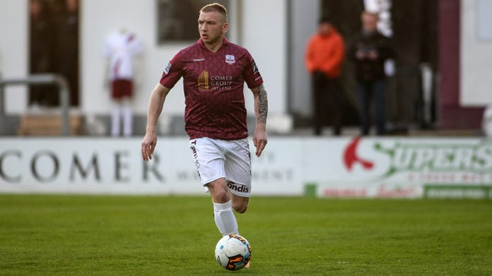 Galway Daily sport Stephen Walsh returning to Galway United for seventh season