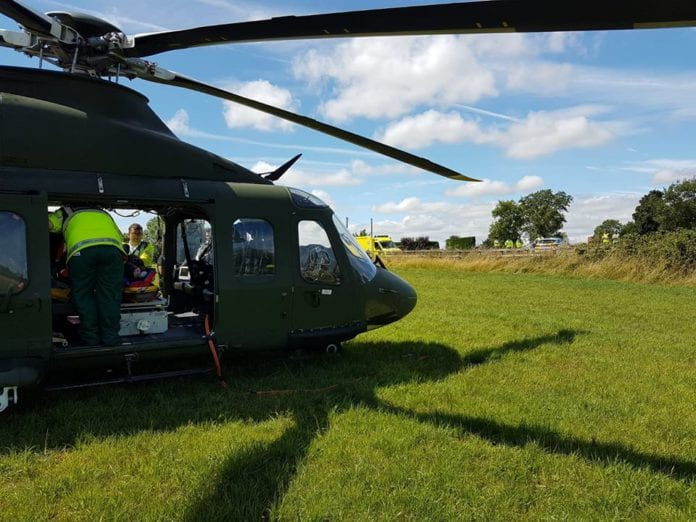 Galway Daily news Tourist airlifted to University Hospital Galway after fall at Cliffs of Moher