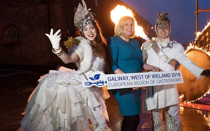 Galway Daily news Five groups representing Galway the Irish Tourism Industry Awards