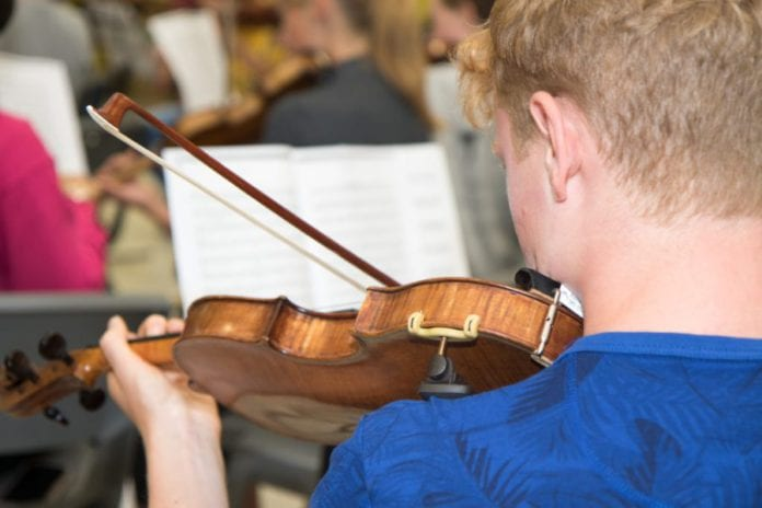 Galway daily life & style Symphonic Waves Youth Orchestra performing two August concerts