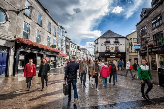 Galway Daily tourism Tourism Ireland welcomes Galway's crowning as Friendliest City in Europe