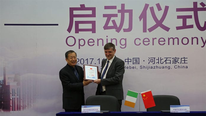 Galway Daily new NUI Galway opens stem cell research centre in China