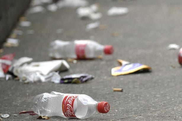 Galway Daily news Ballybane second most littered area in Ireland according to litter survey