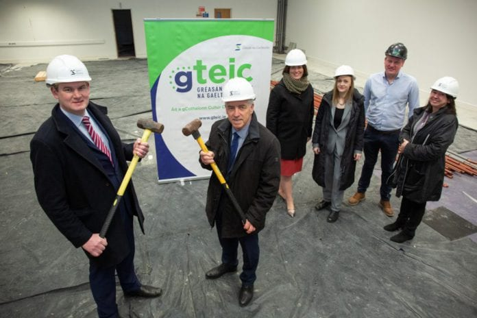 Galway Daily news Construction beings on Digital Innovation Hub in Connemara