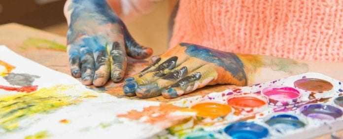 Galway daily life & style Baboró Small size art workshops at the city museum