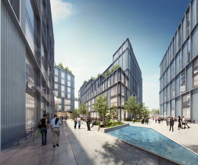 Galway daily news Contract awarded to begin Bonham Quay office project