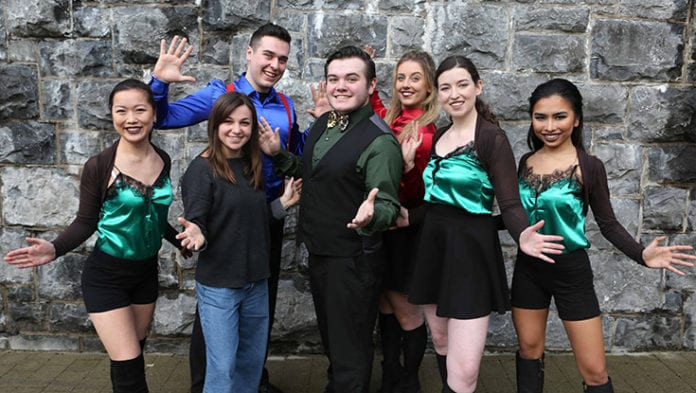 Galway Daily life & style Galway university students bring Pippin the Musical to the Black Box Theatre