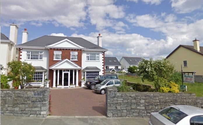 Galway daily news Salthill B&B among the top ten in the country