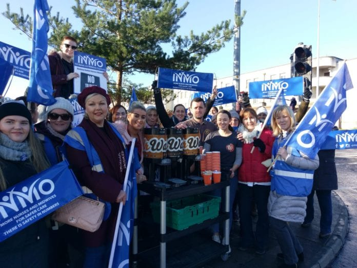 Galway Daily news Nurses vote to accept deal that ended strike