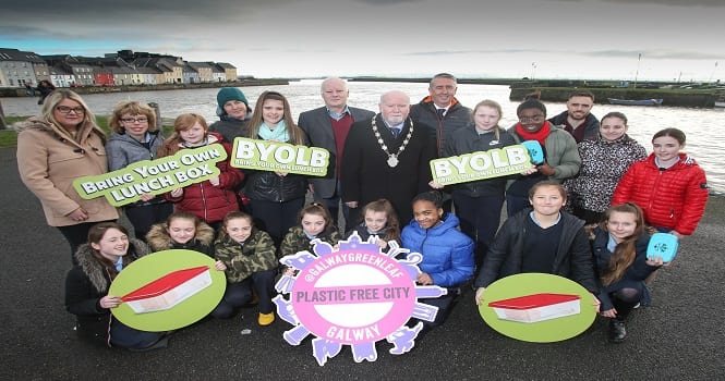 Galway daily news City Council invites Galwegians to try for a Plastic Free Week this month