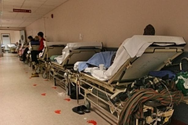 Galway Daily news Hospital overcrowding at worst levels since beginning of pandemic