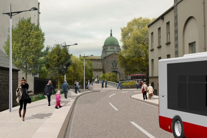 Galway Daily news Over €7 million on the table for Salmon Weir pedestrian bridge