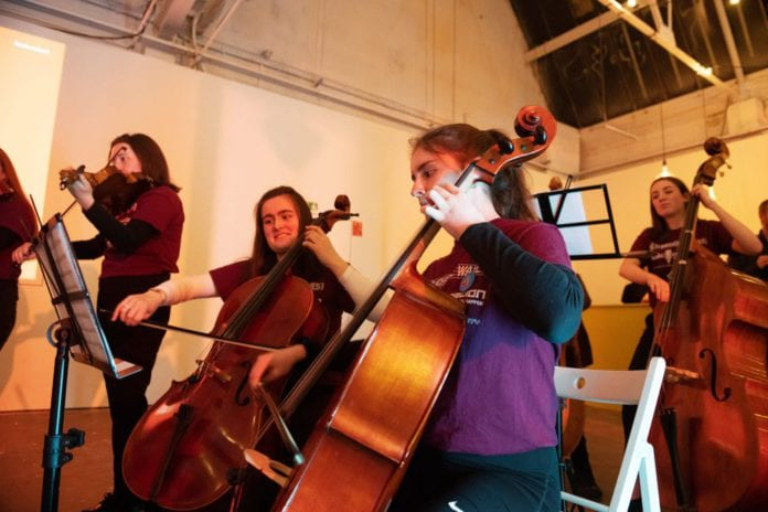 Galway Daily life & style Galway's youth orchestra on recruitment drive