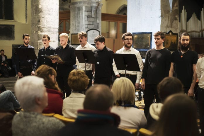 nui galway choir testostertones