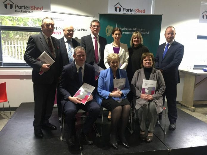 Galway Daily news Regional Enterprise Plan aims for 15% employment boost in the West