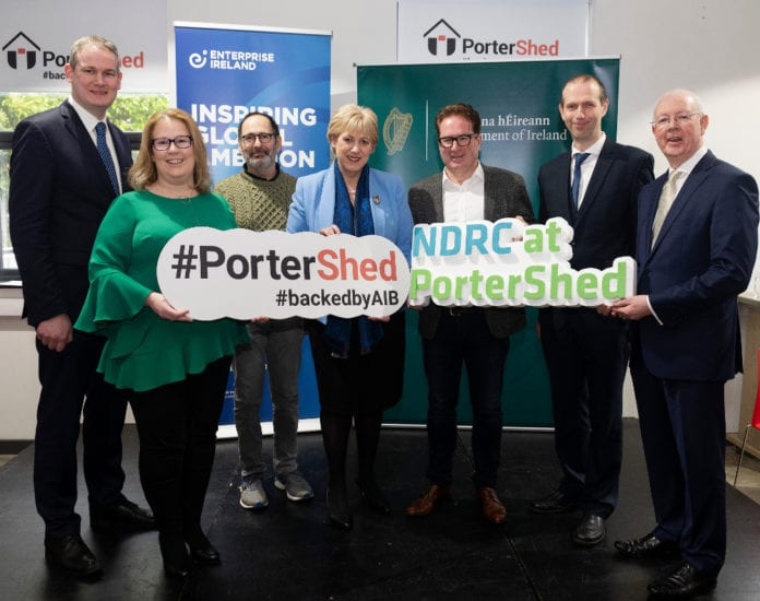 Galway daily news NDRC hosts open night for local entrepreneurs at the Portershed