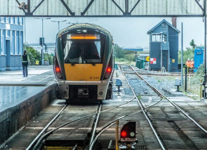 Galway daily news Two Galway trains running at reduced capacity due to vandalism