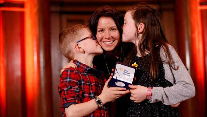 Galway Daily news Galway scientist wins top prize at Irish Cancer Society awards