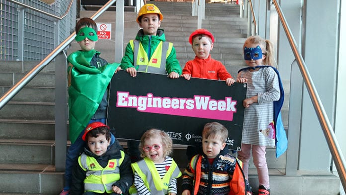 Galway Daily news Family Fun for aspiring engineers at NUI Galway