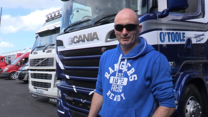 galway truckers galway daily