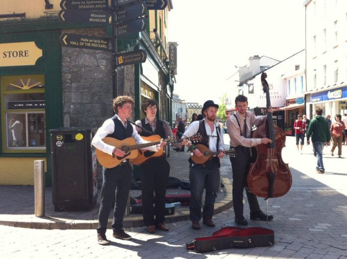 Galway Daily news Deadline approaches for public submissions on busking bylaws