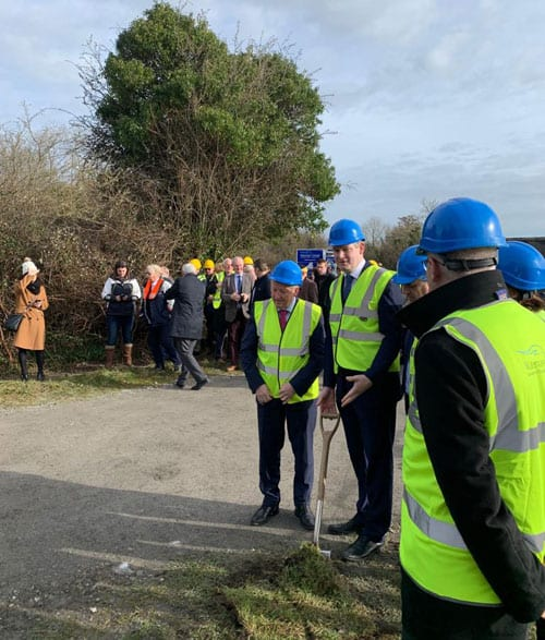 Galway daily news work begins on Meelick Weir restoration