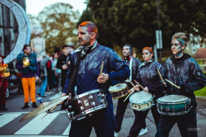 Galway Daily life & style Macnas is bringing the magic to the St Patrick's Day parade