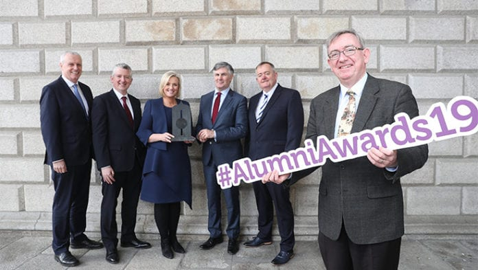 Galway Daily news NUI Galway reveals winners of 2019 alumni awards