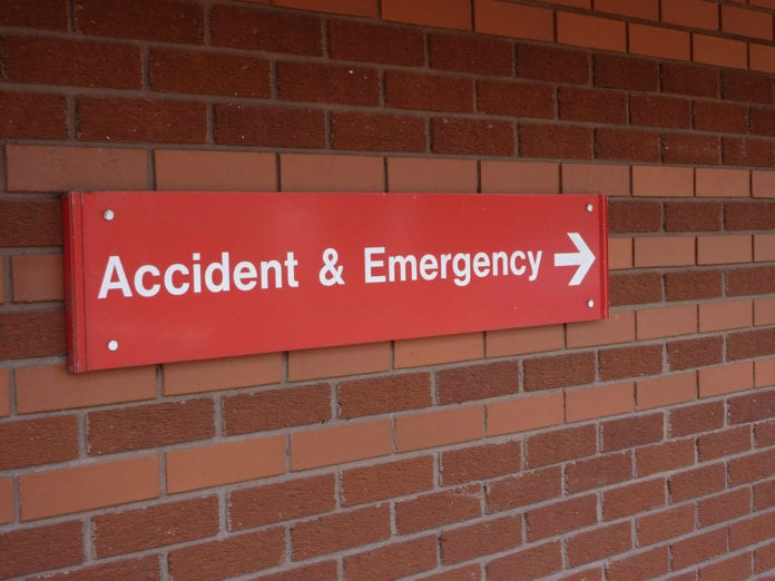 Galway Daily news Emergency Department at Portiuncula Hospital highly overcrowded