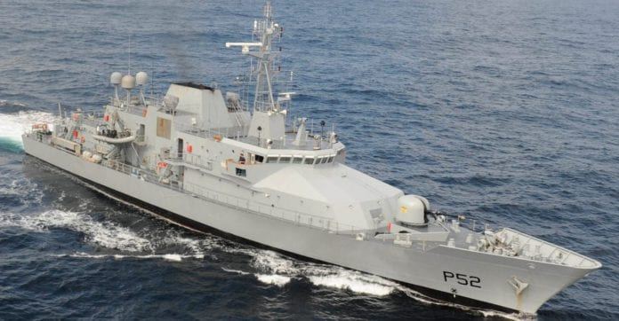 Galway Daily news Navy patrol ship the LÉ is docked in Galway for public tours