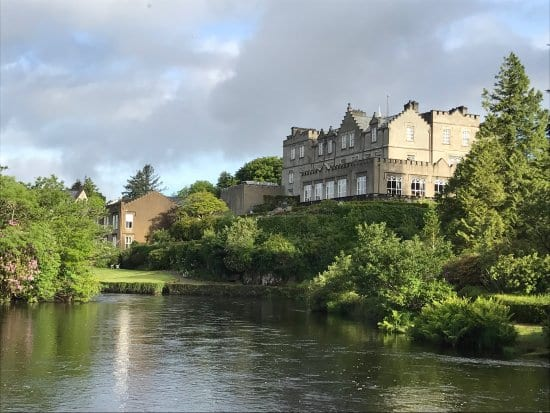 Galway daily news Ballynahinch Castle Hotel expansion approved