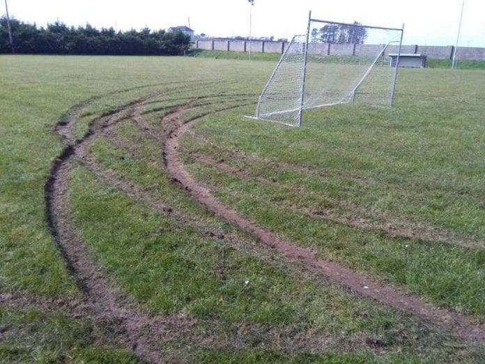 Galway Daily news Glinsk GAA club confirms they will be reimbursed for damage caused by vandalism