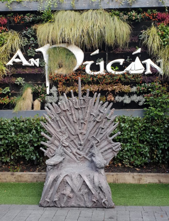 Galway Daily life & style Games of Throne at An Pucan
