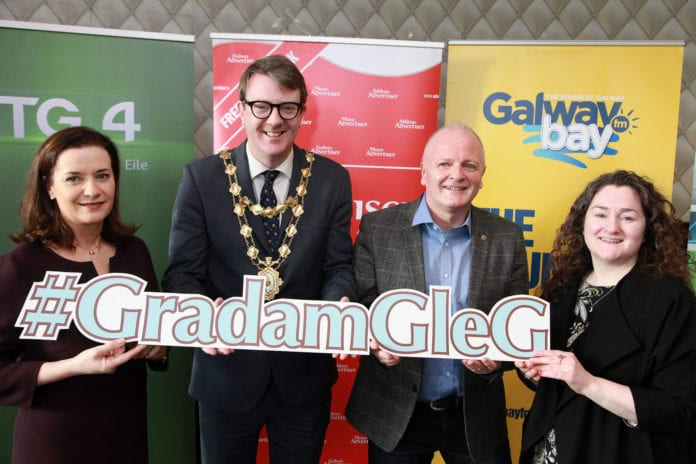 Galway Daily news Gradam Sheosaimh Uí Ógartaigh finalists to be revealed next week