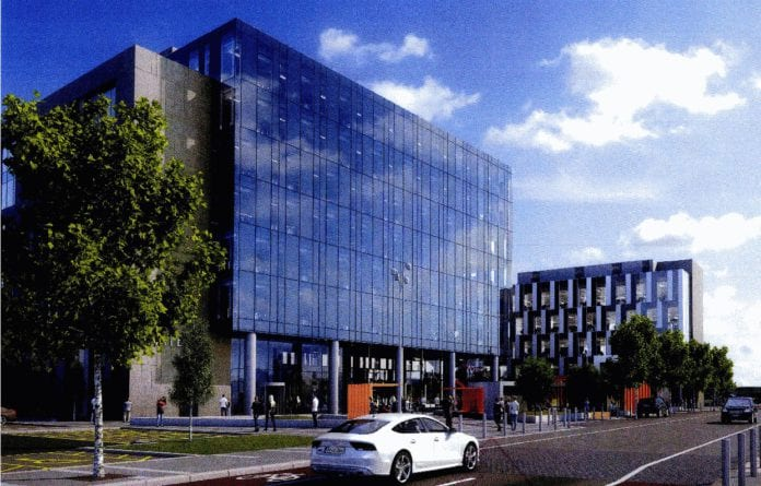 Galway Daily news €50 million office development in Ballybrit approved