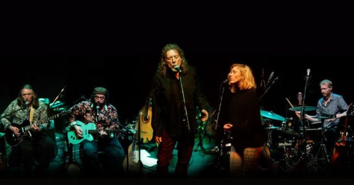 Galway Daily life & style Tickets for Led Zeppelin frontman Robert Plant's new band sold out