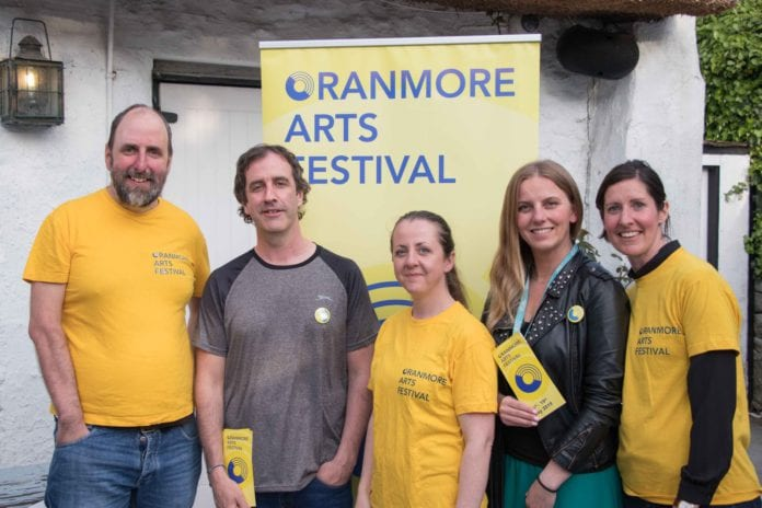 Galway Daily life & style World class family fun at Oranmore Arts Festival