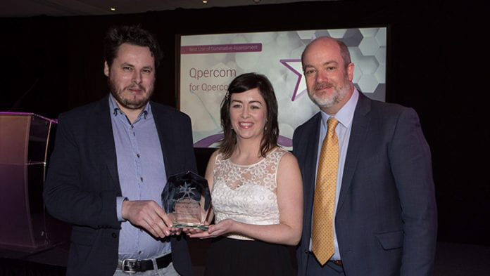Galway Daily news NUIG spin-out company wins e-assessment awards