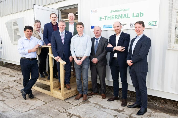 Galway Daily news GMIT launches state of the art environmental testing facility