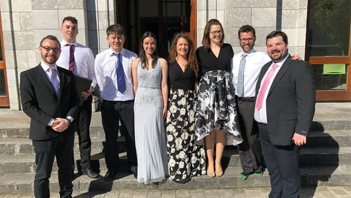 Galway Daily news NUIG chamber choir crowned the best in Ireland